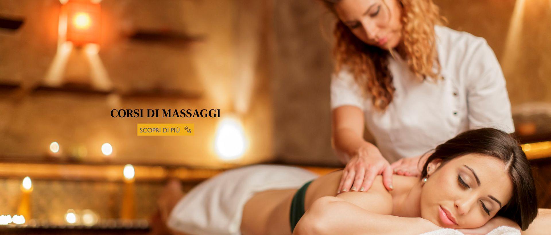 Corsi di Massaggi Bari