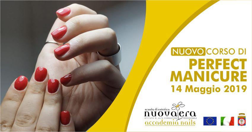 Corso perfect manicure Bari
