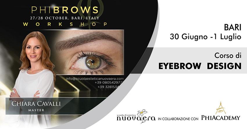 Corso di Eyebrow Design