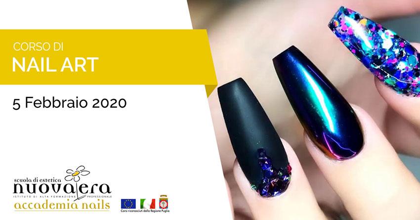 Corso di Nail Art – 5 Febbraio 2020