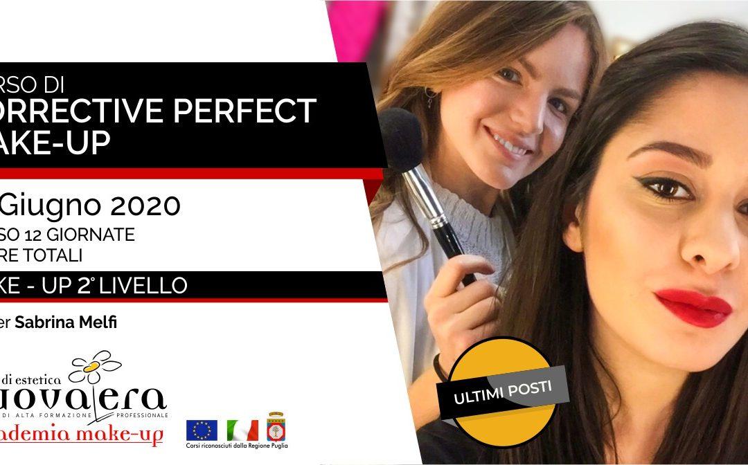 Corso di Corrective Perfect Make-Up – 15 Giugno 2020