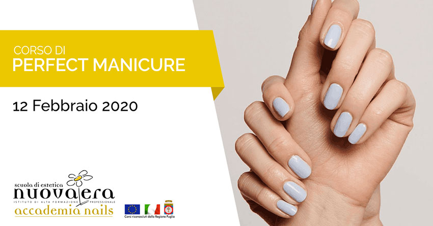 Corso di Perfect Manicure – 12 Febbraio 2020
