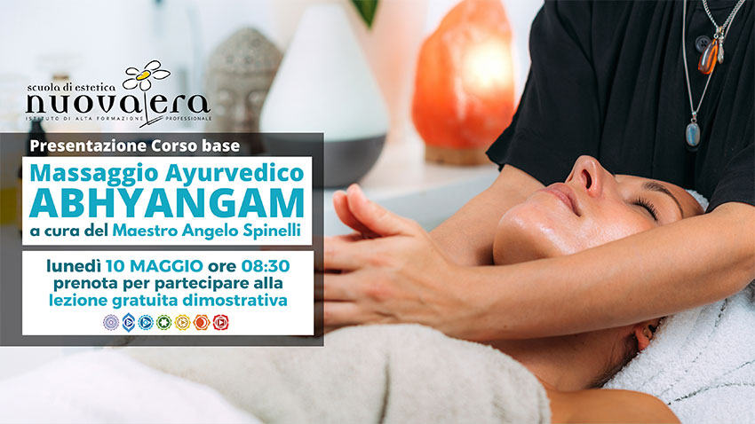 Corso massaggio ayurvedico Bari